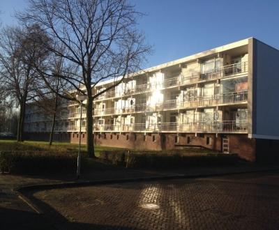 Balkon coating VvE Leeuwstraat Dordrecht