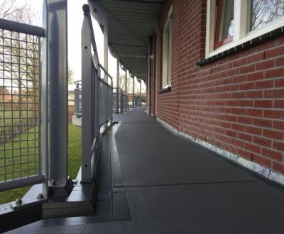 Antislipcoating VvE Poorte Duister Voorde