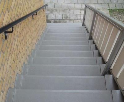 Afbeelding bij Betonreparatie trap Enschede