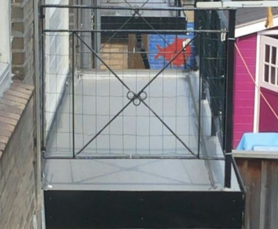 Afbeelding bij Afdichting balkons VvE Paulus Potter Enschede
