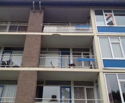 Afbeelding bij Betonschade herstel balkon Zwolle