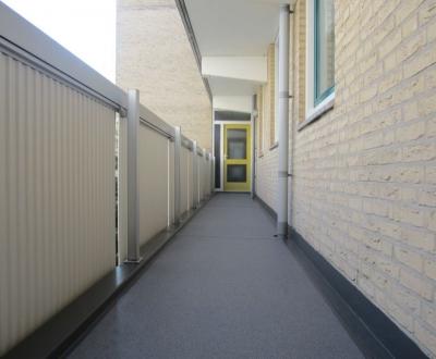 Antislip coating galerijen VvE Zeeltstraat Utrecht
