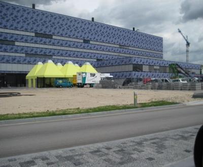 Afbeelding bij Afdichting chemicaliën bunkers Amsterdam