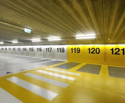 Vloer+hellingbanen PG Parkboulevard Rotterdam
