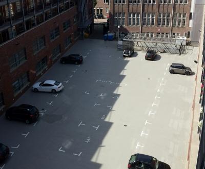 Parkeerdekcoating ]affapark Utrecht