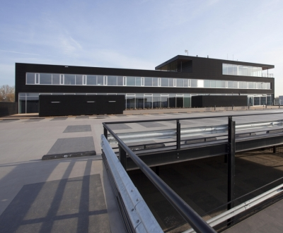 Afbeelding bij Triflex afdichting Kmar parkeergarage Rotterdam