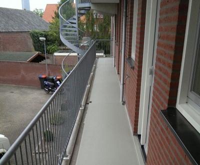 Galerijrenovatie VvE Textielplein Tilburg