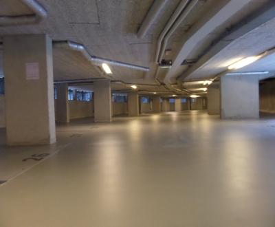 Afbeelding bij Parkeergarage vloercoating Hardenberg