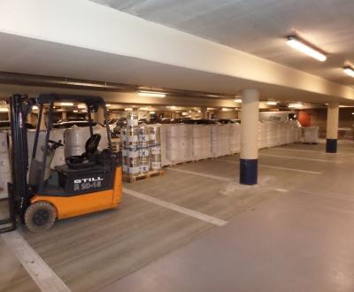 Afbeelding bij Garage vloercoating PG De Driehoek Oldenzaal