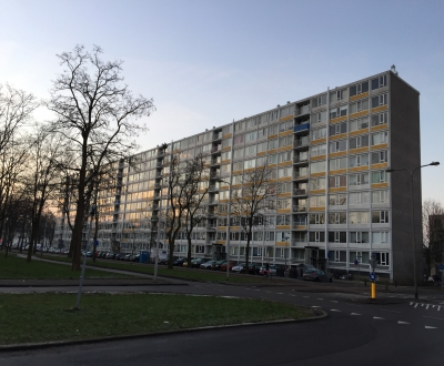 Bergingsgangen Flats Wijk Overvecht e.o. Utrecht