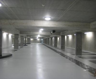 Afbeelding bij Parkeergaragecoating PG gemeentehuis Rijssen