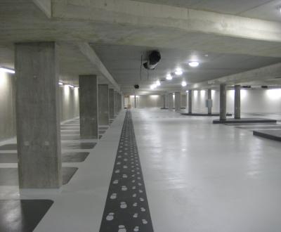 Parkeergaragecoating PG gemeentehuis Rijssen