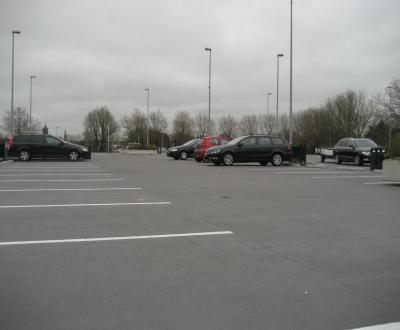 Afbeelding bij Parkeerdek+hellingbaan Van der Valk Vianen