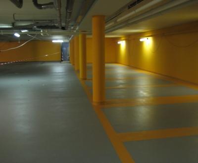 Parkeergaragecoating PG Eusebiusveste Arnhem