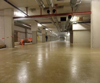 Afbeelding bij Parkeerkelder coating VvE Lelykade Scheveningen