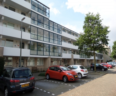 Antislip VvE Hellendoorn-straat Schiedam