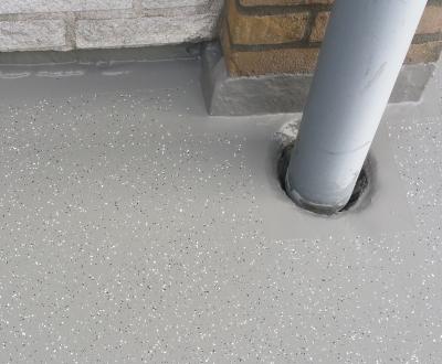 Afbeelding bij Balkoncoating VvE Kuyperstraat Maarssen