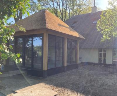 Buitenschilderwerk woning Witmoesdijk Rijssen