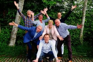 Foto van de commissie: Werkgroep Gemeentecontacten