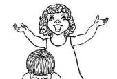 Afbeelding bij nieuws: Kom in de kring dienst - Praten met God