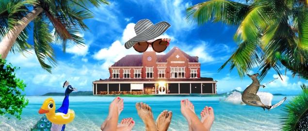afbeelding Vakantie!