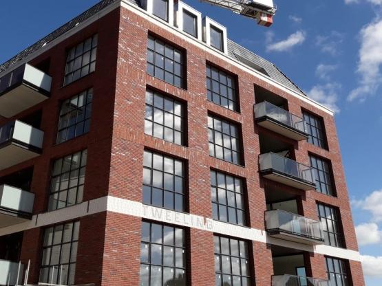Afbeelding bij Kraanbolwerk blok E Zwolle