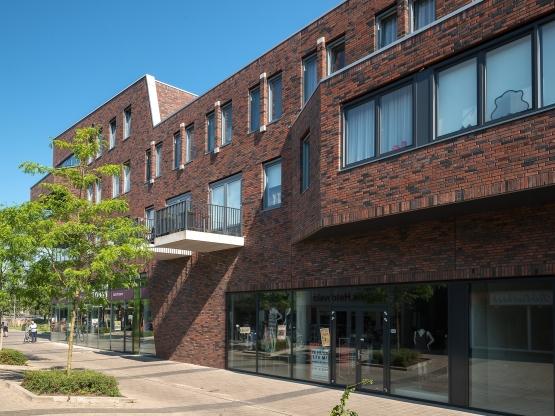 Afbeelding van Centrumplan Klazinaveen