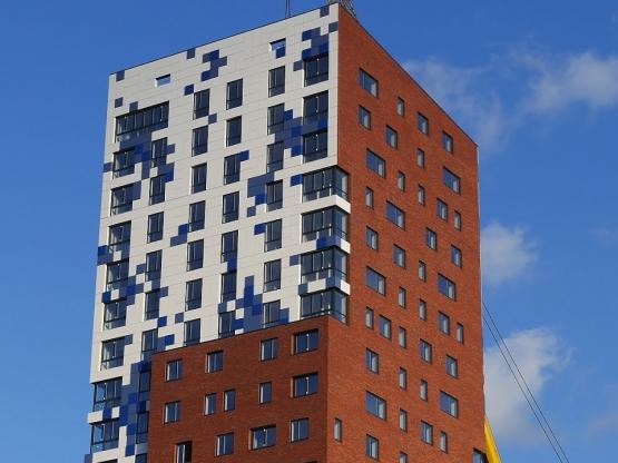 Afbeelding van Woontoren Nimbus Nijmegen