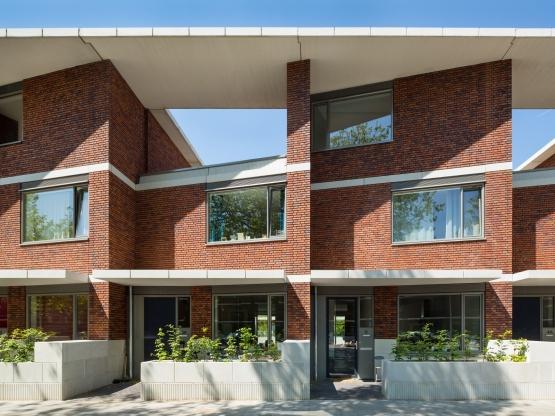 Afbeelding van 183 woningen Plesmanbuurt Amsterdam