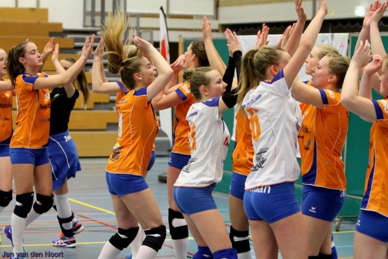 Bekerfinale Rivo meisjes 2017