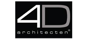 Logo van 4D Architecten