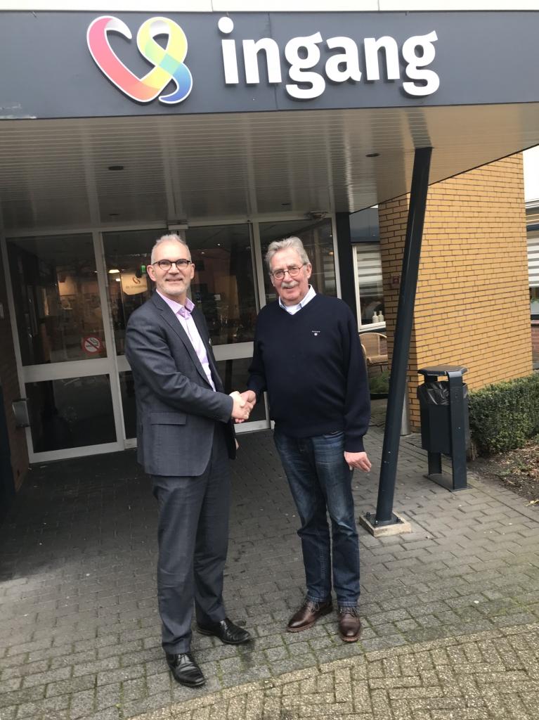 Vriezenhof neemt afscheid van Hans Fokke