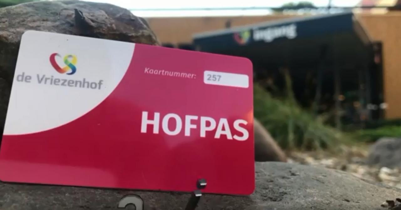 Hoe werkt de Hofpas?