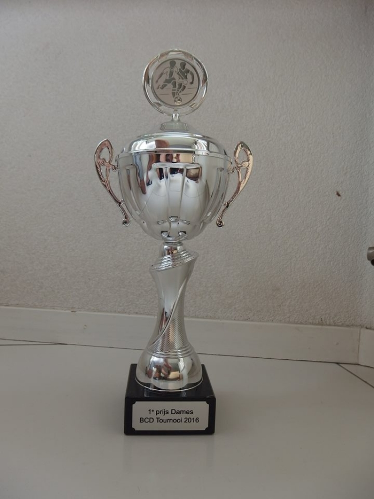1e prijs bedrijventoernooi