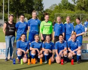 Afbeelding bij Vriezenhof aanwezig bij voetbaltoernooi