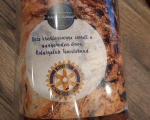 Afbeelding bij Krentenwegge Rotaryclub Twenterand